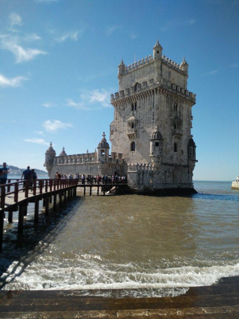 Bel 233 M Tower Lisbon Portugal Primabl